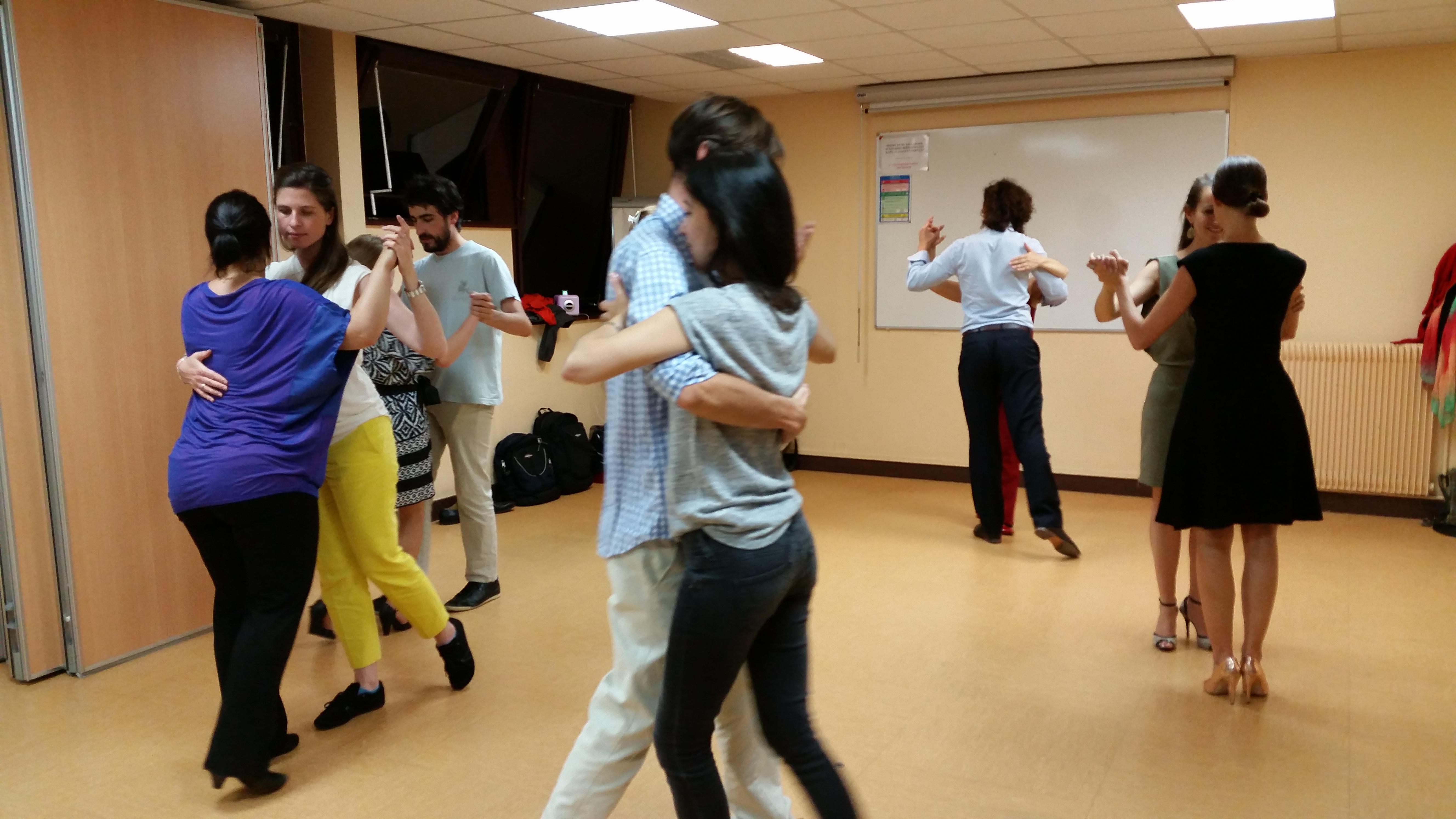 cours tango argentin paris
