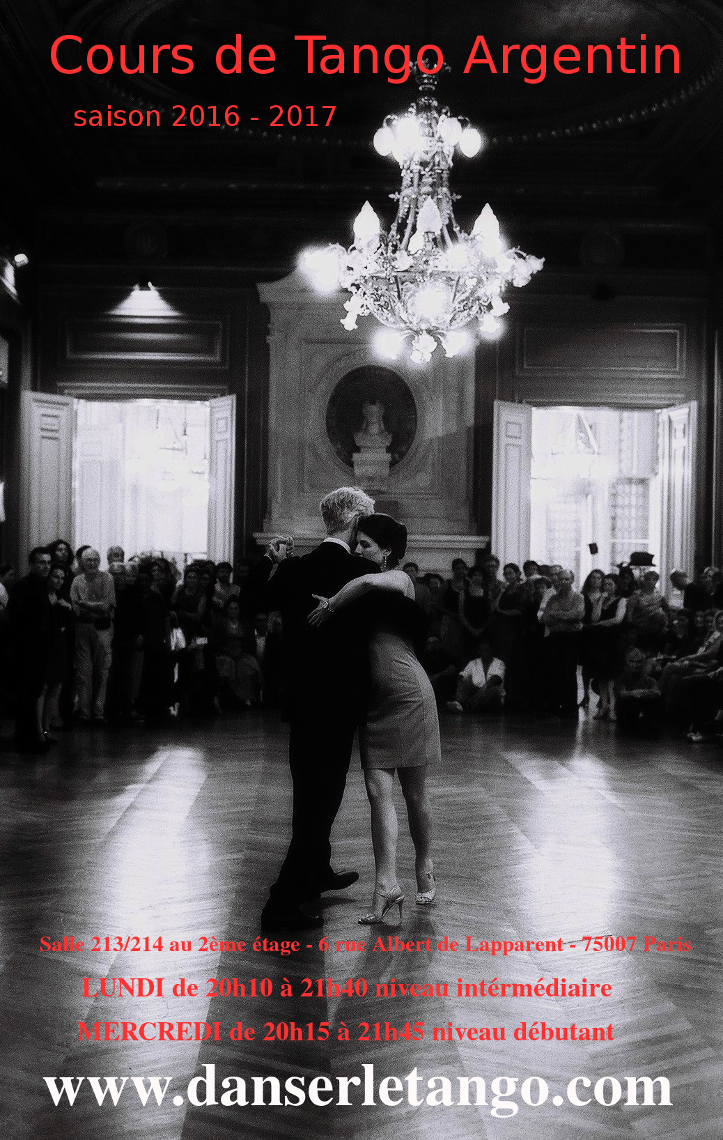 Association Tango Paris