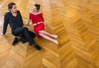 Charlotte Millour et Maximiliano Colussi